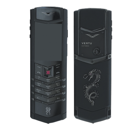 Vertu Signature S Dragon Pure Black