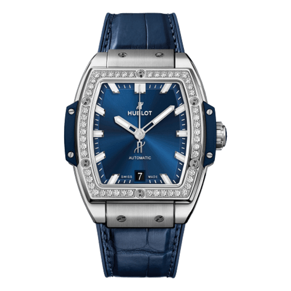 Hublot Spirit Of Big Bang Titanium Blue Diamond