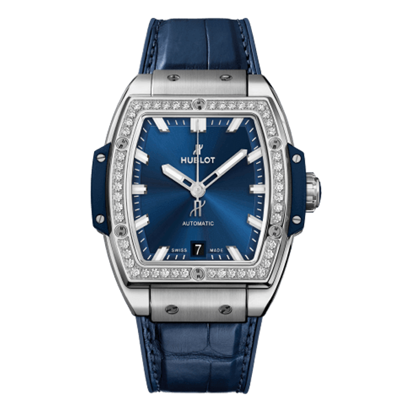 Hublot Spirit Of Big Bang Titanium Blue Diamond