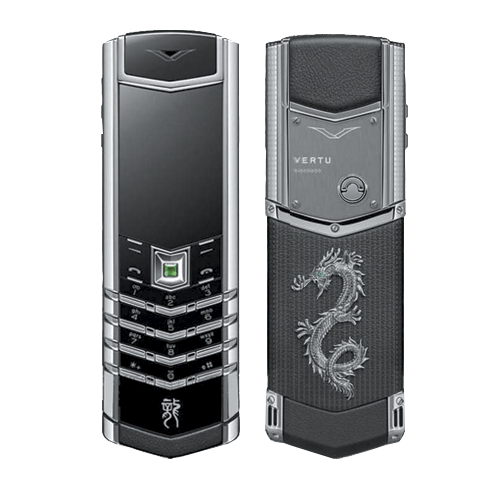 Vertu Signature S Dragon Stainless Steel